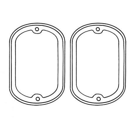 Joints de feu arrière Type2 et 181, par paire