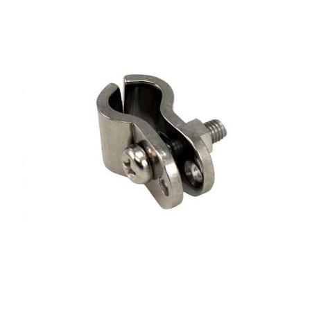 Attache rétroviseur Type2 -67 inox