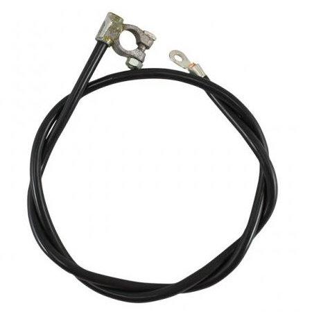 Câble positif de batterie, noir 1130 mm Type 2  -52