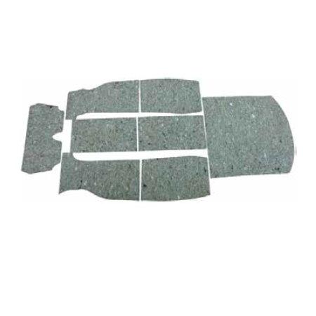 kit isolation moquette intérieur cox tous modèles