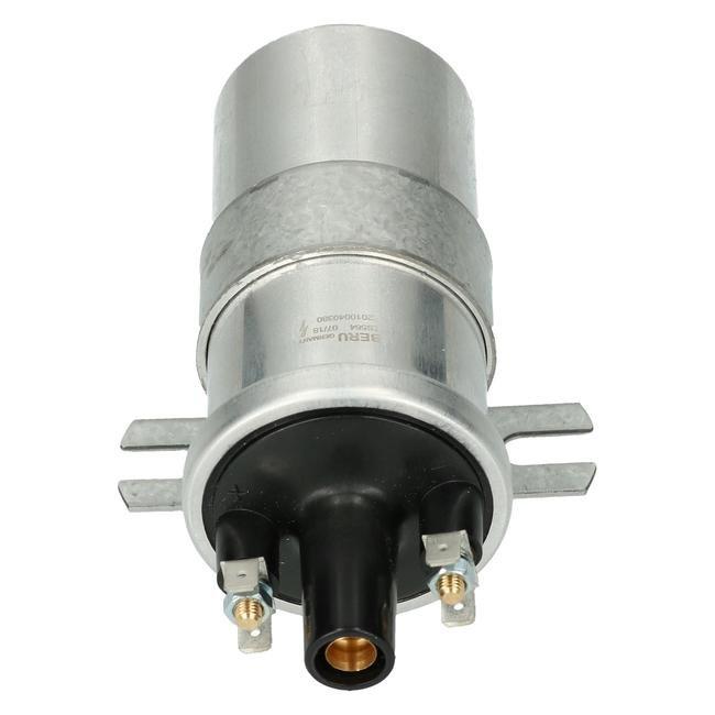 Bobine Beru 6 volt avec support (allemand)