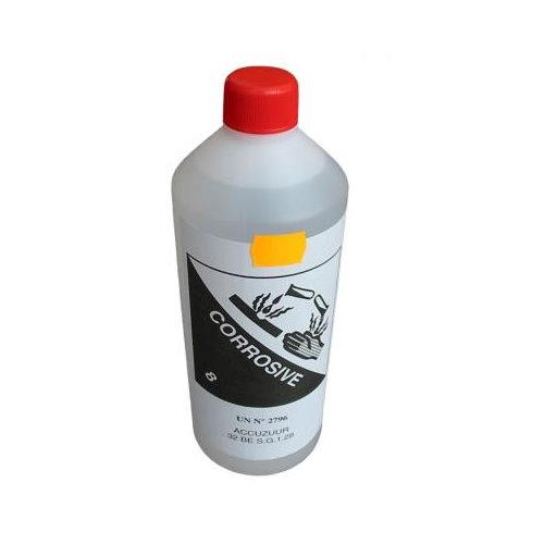 Acide pour batterie 1 litre