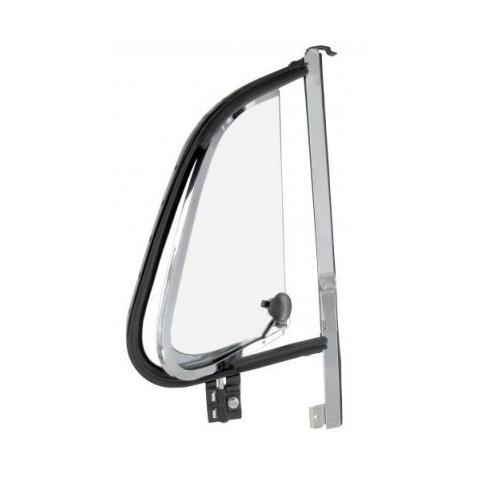 déflecteur complet droit avec cadre en inox 8/64-