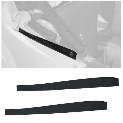 Housse de protection sous le toit convertible, derrière le montant B - cabriolet