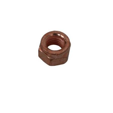 Ecrou échappement (cuivre) M8 pour clé 12 mm