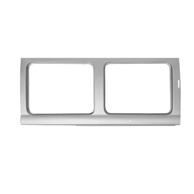 Tôle de réparation pour 2 fenêtres côté droit Combi 03/55-07/67