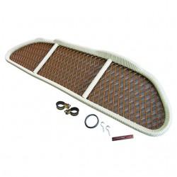 Vide-poches en osier pour Cox Sedan (Bambus)