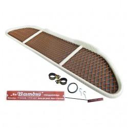 Vide-poches en osier pour Karmann Ghia (Bambus)