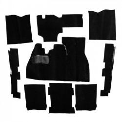 Kit moquette intérieur NOIRE 73