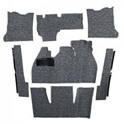 Kit moquette intérieur grise 69-72