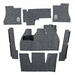 Kit moquette intérieur grise 58-68