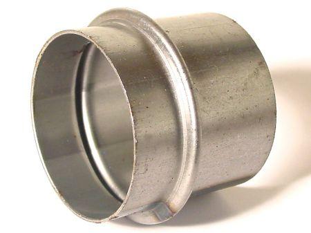 Tube de raccordement entre pot et tuyau souple venant de la coiffe turbine