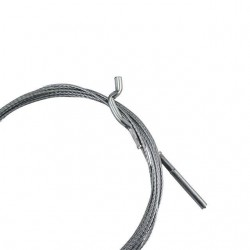 CABLE ACCELERATEUR T1 2650MM