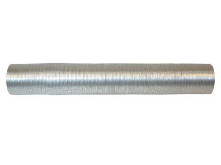 Tuyaux flexibles en alu, entre carter de turbine et échangeur