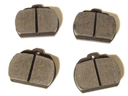 Plaquettes de frein Type 1 08/72-  (63 x 52 x 16.5mm)