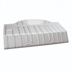 Plancher sur l'essieu arrière pick-up simple et double cabine