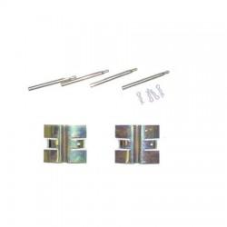 Kit de montage de plaquettes de frein, Girling Type 2 08/74-07/79