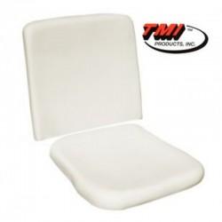 mousses de réparation de siège avec appuis tête assise et dossier 68-72
