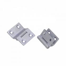 Charnières capot moteur (paire) Type 2 03/55-07/75