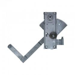 Mécanisme de vitre - gauche Karmann Ghia 08/67-