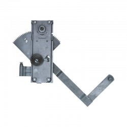 Mécanisme de vitre - droit Karmann Ghia 08/67-