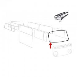 Joint de pare-brise avant deluxe avec angles préformés (Qualité allemande)