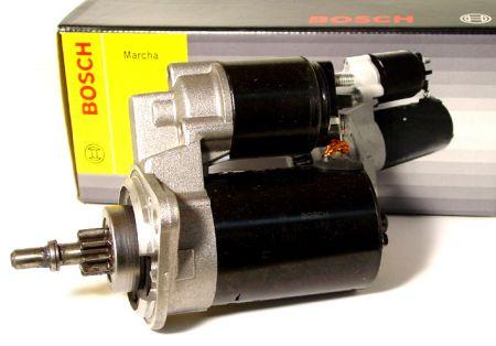 DEMARREUR 12V Cox, Karmann Ghia 08/67-, Bus -07/75 1600cc BOSCH neuf