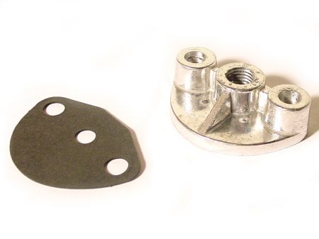 Plaque fermeture pompe à essence moteur T1