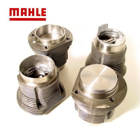 Kit piston et cylindre 2110cc  (90,50 mm x 82,00 mm)- forgé - Mahle