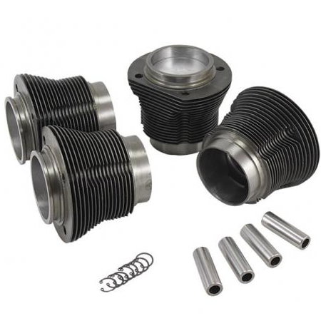 Kit piston et cylindre 1200cc 77mm/90mm carter - (4pcs)-AA performance
