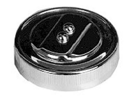 Bouchon d'huile chromé modèle d'origine Type1