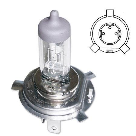 Ampoule de phare H4 60/55W (pour #0613) (1)