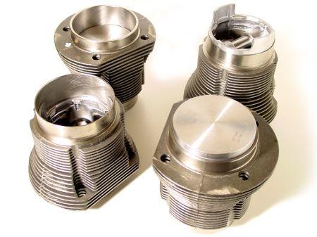 + Cylindre piston