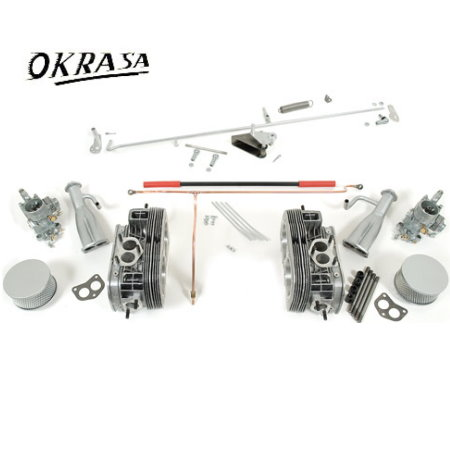 + Kit OKRASA