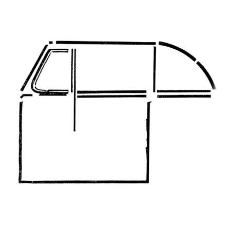 vitre latérale 65-